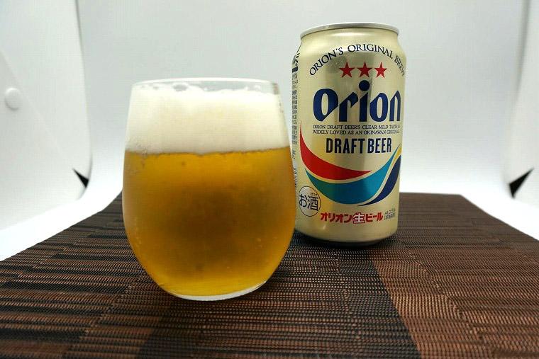 オリオンドラフトビール写真1