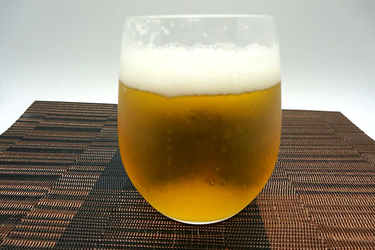 オリオンドラフトビール写真2