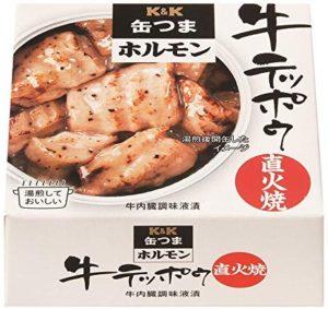 K&K 缶つまホルモン 牛テッポウ