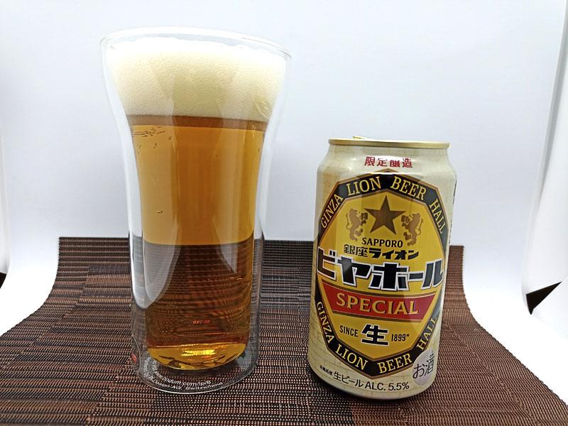 銀座ライオン ビヤホール スペシャル01
