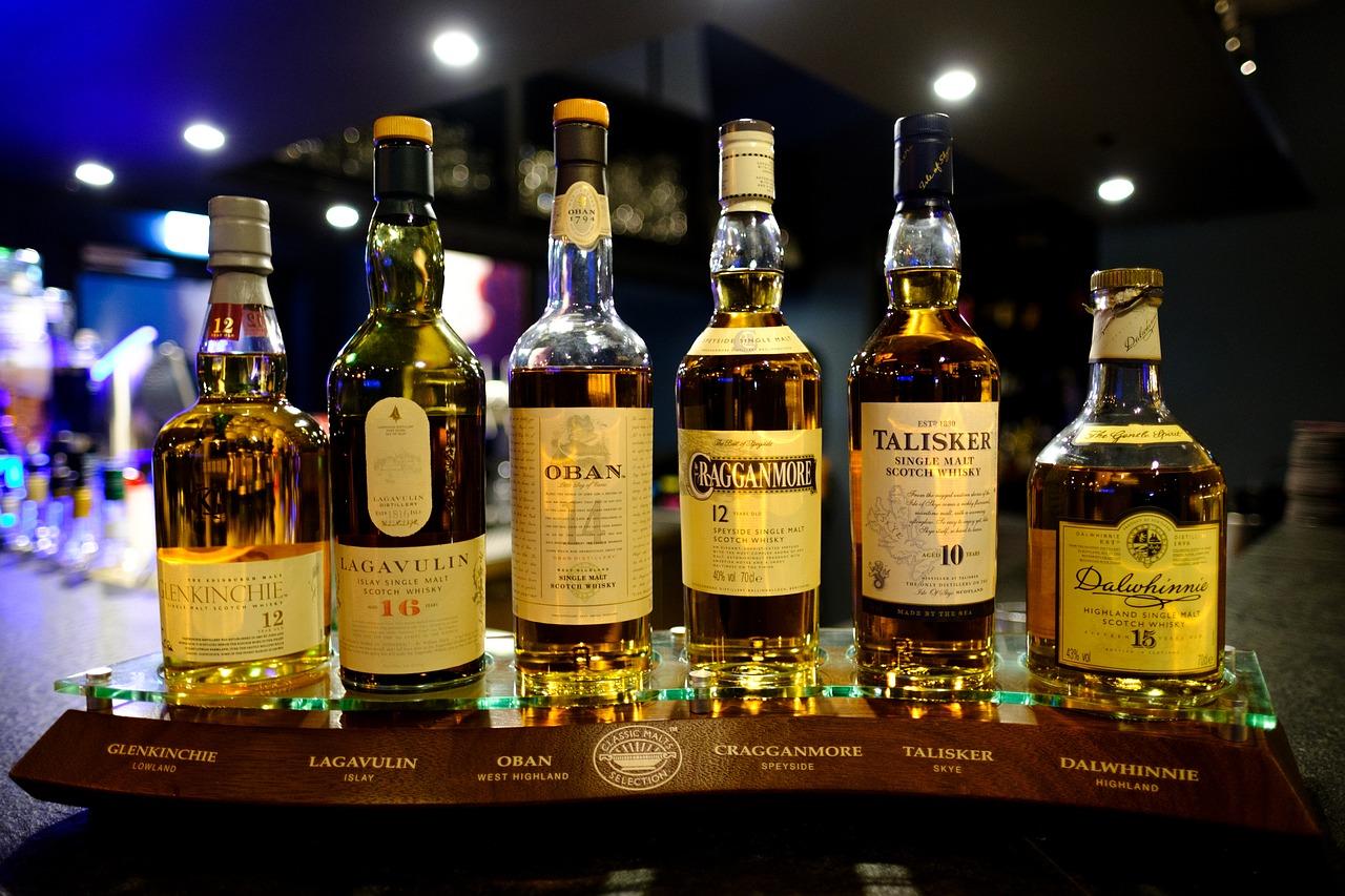 ウイスキーの様々な飲み方紹介