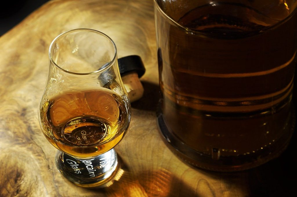 ウイスキー トワイスアップ