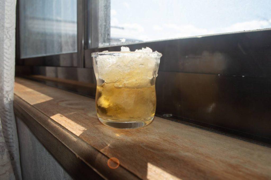 ウイスキー ミストスタイル